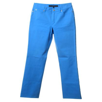 Escada Pants in blue