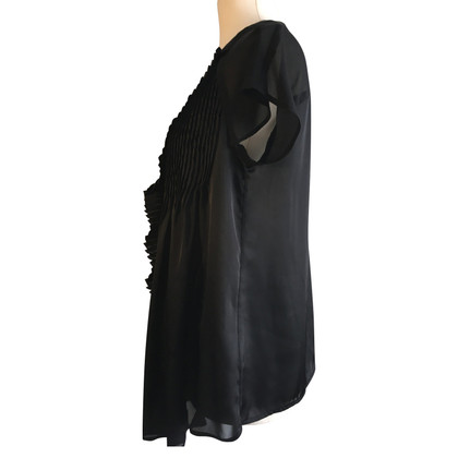 Pinko Oversized Blouse Black