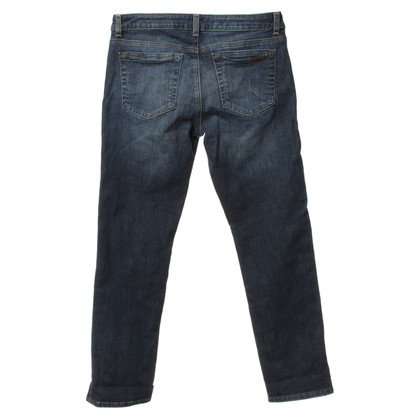 Michael Kors 7/8-jeans in blu
