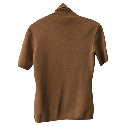 Fendi maglione a maniche corte