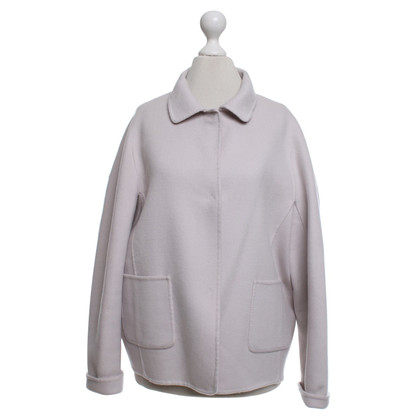 Max Mara Jacket in light taupe