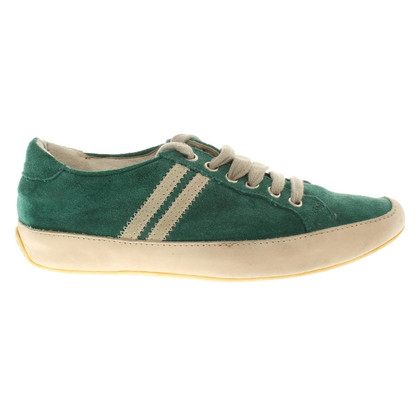 Emma Hope´s Shoes Schoenen in Green / Beige