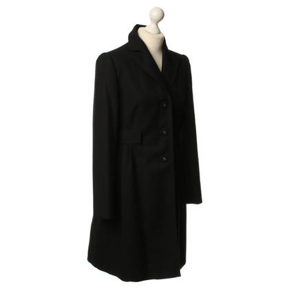 Red Valentino Cappotto nero