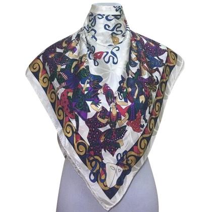 Christian Dior Christian Dior silk foulard
