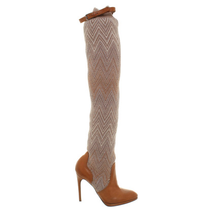 Missoni Boots in brown