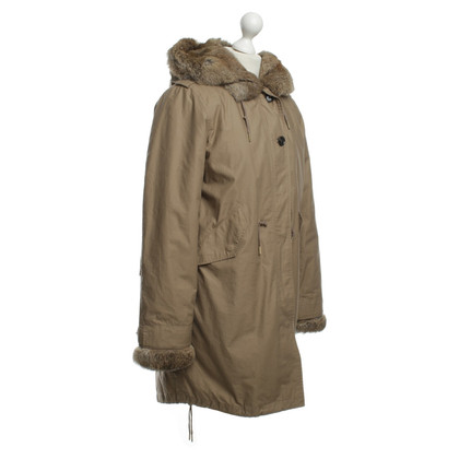 Woolrich Parka with fur trim
