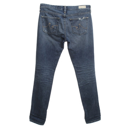 Adriano Goldschmied Denim in used look