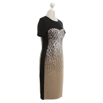 DKNY Dress with leopard pattern