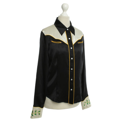 Marc Jacobs Marc Jacobs blouse in westerse stijl