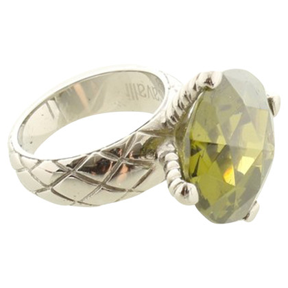 Just Cavalli Ring with large gemstone