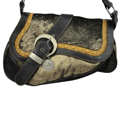 "Christian Dior ""Gaucho Saddle Bag"" Limited Edition"
