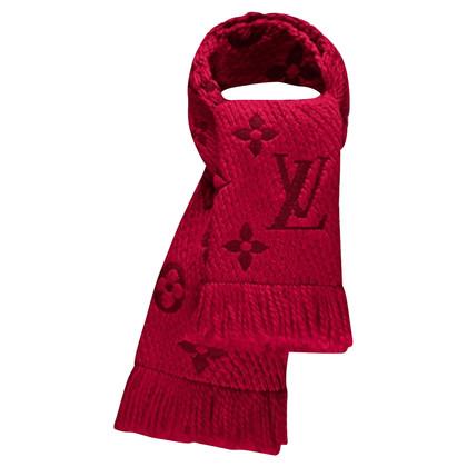 Louis Vuitton sciarpa Logomania