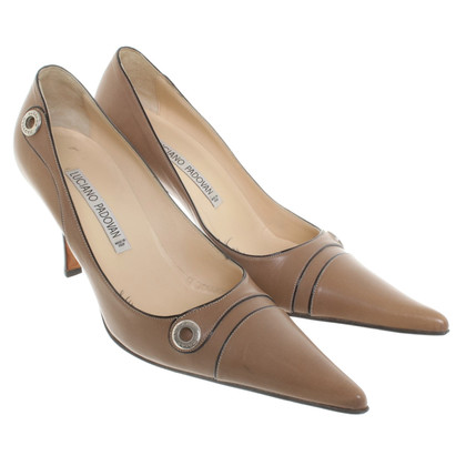 Luciano Padovan pumps in Beige