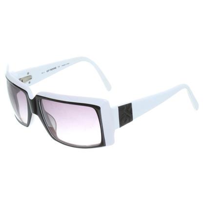 Ferre Occhiali da sole in bianco/nero