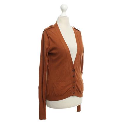 Drykorn Cardigan in rusty brown