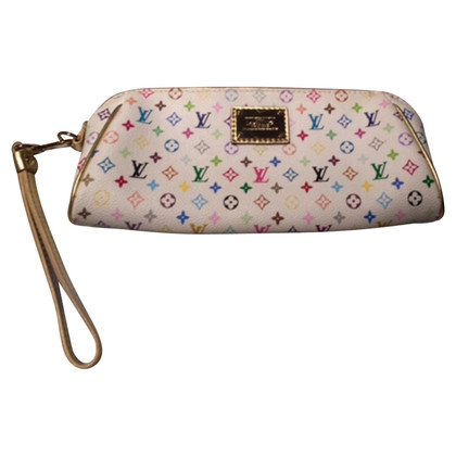 Louis Vuitton Pochette aus Monogram Multicolore Canvas