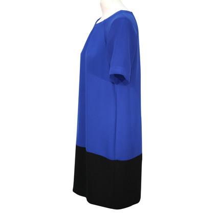 Whistles Blauwe jurk