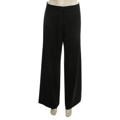 Jil Sander Width trousers in black