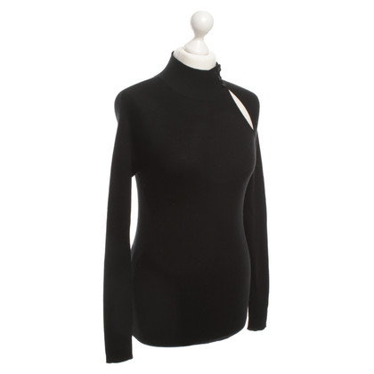Moschino Cheap and Chic Pullover in Schwarz
