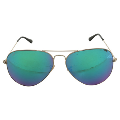 Ray Ban Mirrored zonnebril