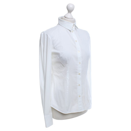 D&G Classic blouse in white