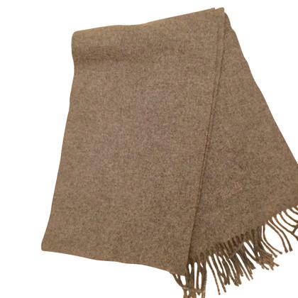 Hugo Boss Scarf made of merino wool