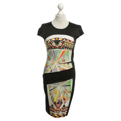 Just Cavalli Dress with colorful patterns