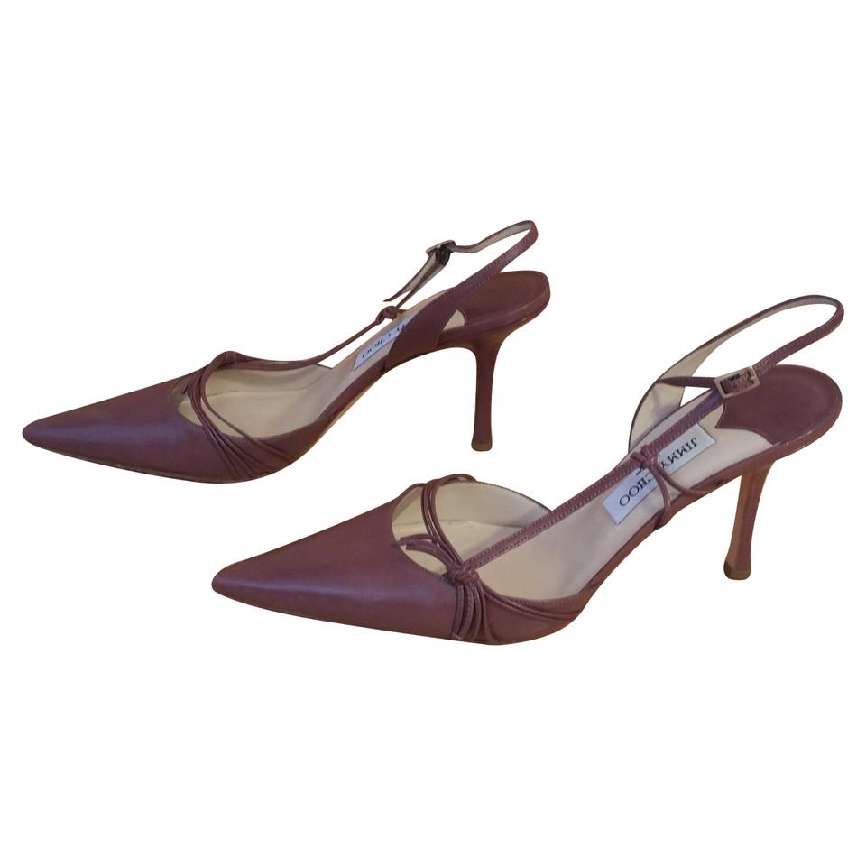 jimmy choo escarpins sandales acheter jimmy choo escarpins sandales second hand d 39 occasion. Black Bedroom Furniture Sets. Home Design Ideas