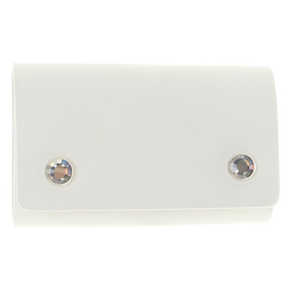 Pedro Garcia Key holder in white