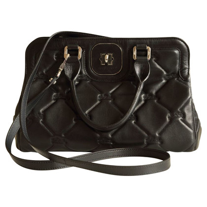 Longchamp Quilted leather bag
