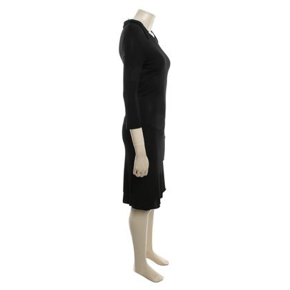 Versus Kleid in Schwarz