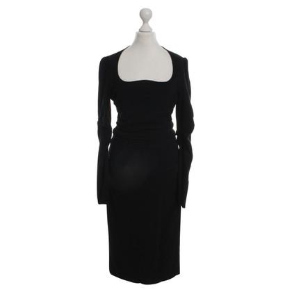 Dolce & Gabbana MIDI dress with ruffle