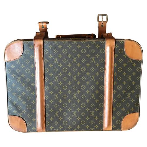 dcf2dfa7e806c Louis Vuitton Koffer aus Monogram Canvas - Second Hand Louis Vuitton ...
