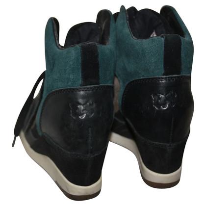 Ash plateau sneakers