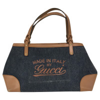 Gucci Handbags made of denim