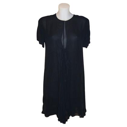 Alberta Ferretti zwarte jurk