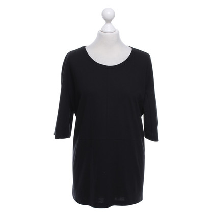 Jil Sander T-shirt in nero