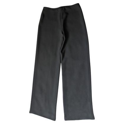 Jean Paul Gaultier Pantaloni ampi neri