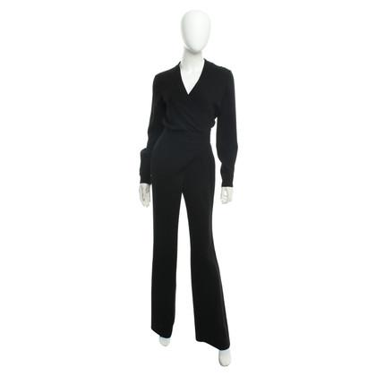 Diane von Furstenberg jumpsuit zwart