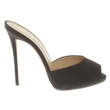 La Perla High Heels raso