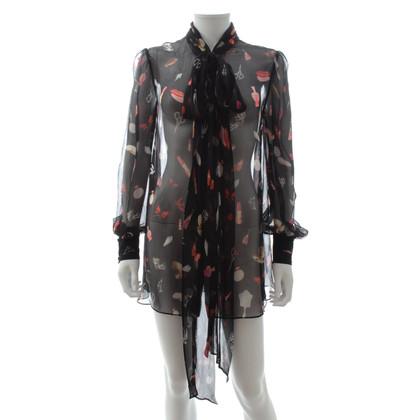 Alexander McQueen blouse
