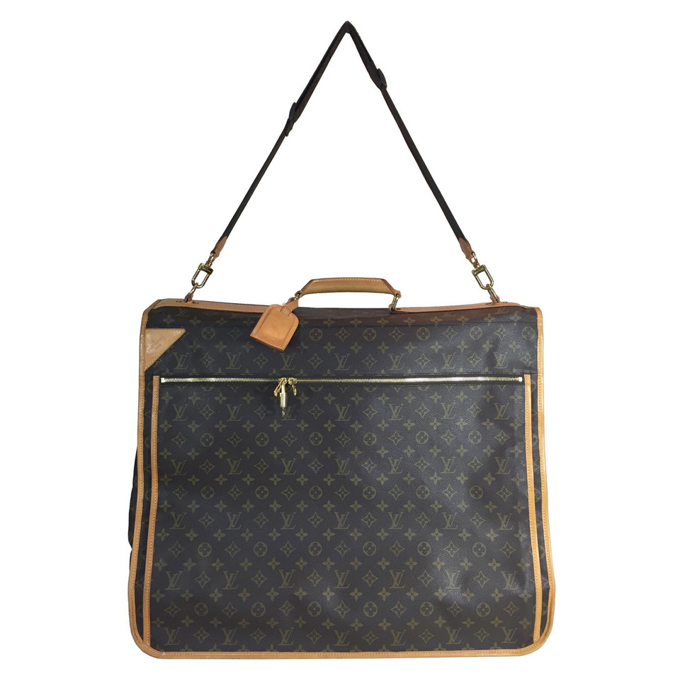 Louis Vuitton Clothes bag Monogram Canvas