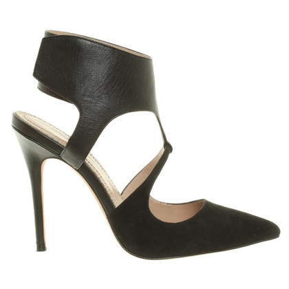 Jean-Michel Cazabat pumps in black
