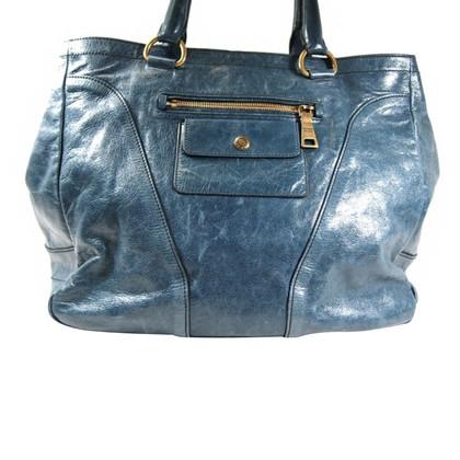 Prada Handtasche in Blau