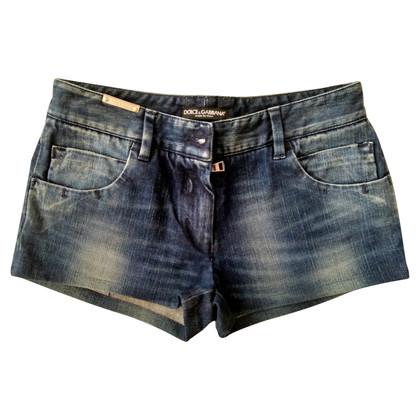 Dolce & Gabbana Jean Shorts