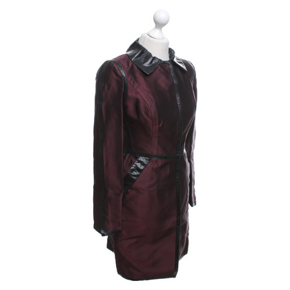 Dolce & Gabbana Bourgondische jas