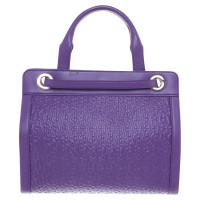 Aigner Handbag in purple