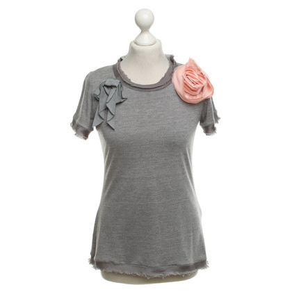 Lanvin top in grey