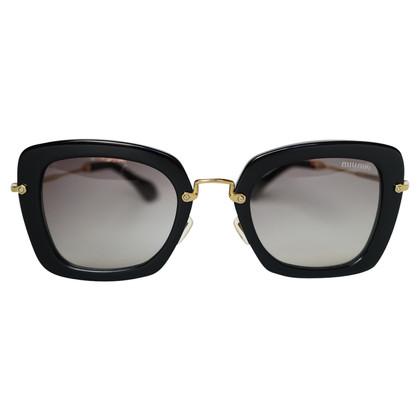 Miu Miu occhiali da sole neri
