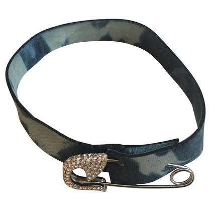 Christian Dior collana girocollo